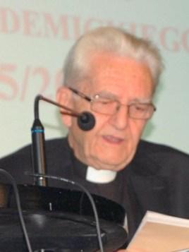 Ks. ADAM BONIECKI redaktor naczelny Tygodnika Powszechnego w latch 1999-2011 01.10 2015 wykład inauguracyjny ROZMOWY O ŻYCIU