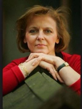 """MAŁGORZATA GUTOWSKA-ADAMCZYK 19.11.2015 r. """"Ocalić książki"""""""