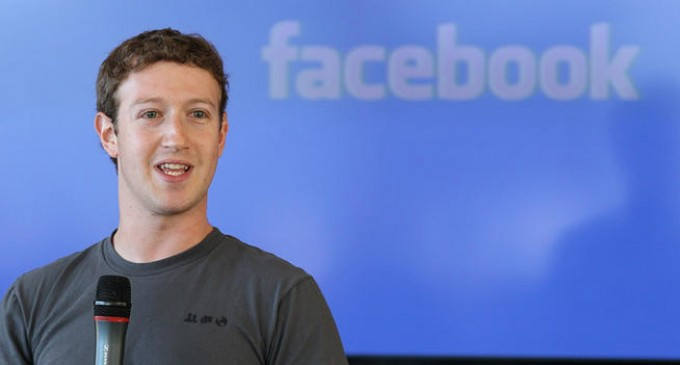 Mark Zuckerberg, CEO Facebook.