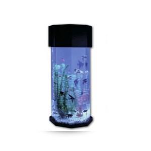 Aštuonkampis akvariumas 622