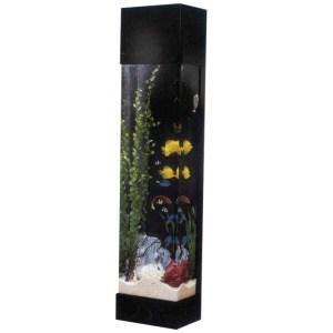 Stačiakampis akvariumas bokštas RT-3000