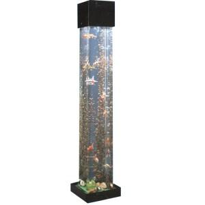 Kvadratinis akvariumas bokštas S-1000