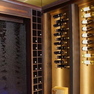 Vandens_Krioklys_Private_Residence_Wine_Room