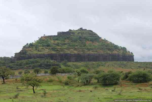 Daultabad fort