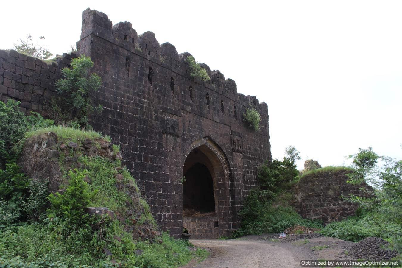 Porte ouest de Daultabad