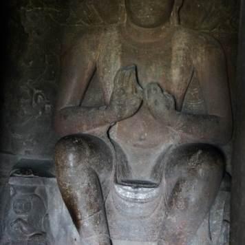 Buddha cave number 7