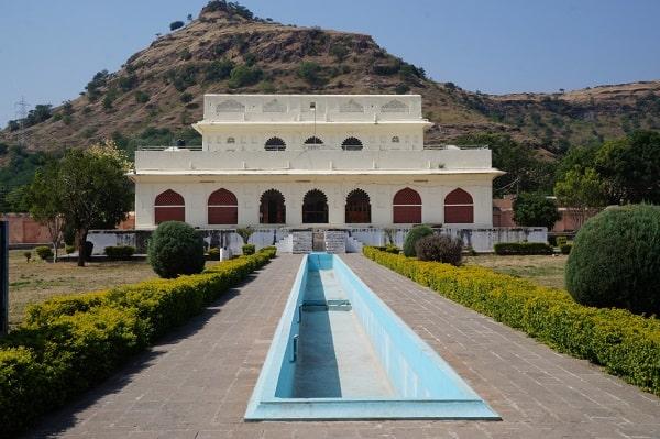 musée inde, Aurangabad, maharahstra, soneri mahal, indian museum