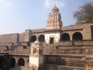 Lonar lake temple