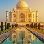 Taj mahal, India, Inde