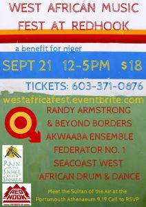 West African Music Fest at Redhook