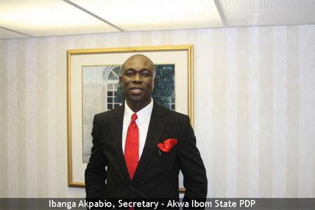 Image result for Ibanga Akpabio