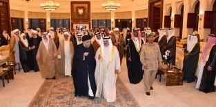 الامين | خطر التطرّف والإرهاب - كلمة العلاّمة السيد علي الأمين - مملكة البحرين 9