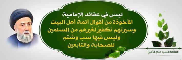 الامين   التسنن و التشيع 7
