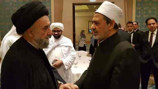 الامين   العلاّمة السيد علي الأمين: الأديان لا تدعو للعصبية والشعبوية بل إلى مكارم الأخلاق 2