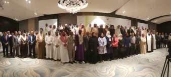السيد علي الأمين - المؤتمر الدولي الزكاة والتنية الشاملة - مملكة البحرين (11) (Phone)