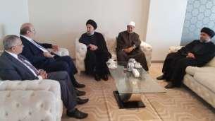 السيد علي الأمين - المؤتمر الدولي الزكاة والتنية الشاملة - مملكة البحرين (76) (Phone)