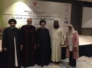 السيد علي الأمين - المؤتمر الدولي الزكاة والتنية الشاملة - مملكة البحرين (99) (Phone)