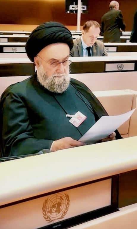 السيد علي الأمين - جنيف (2)