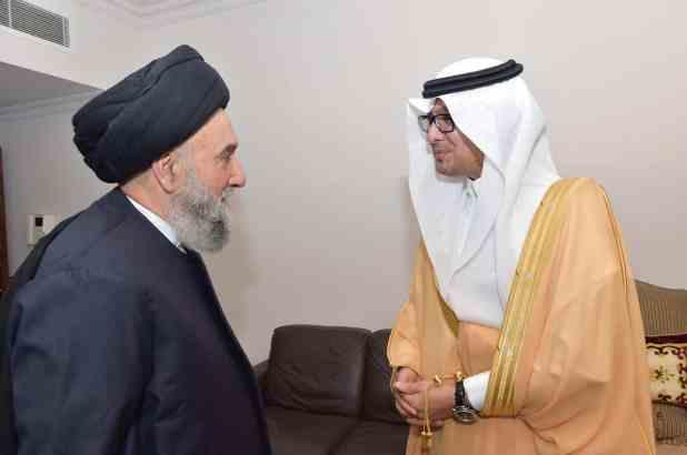 السفير بخاري - السيد علي الأمين