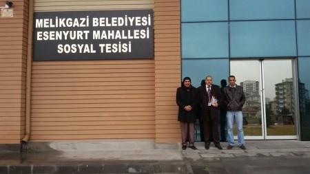 المجتمع المدني تركيا