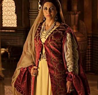 السلطانة عائشة بنت محمد ابن الأحمر  الخزرجي الانصاري ملكة غرناطة (عائشة الحرة)