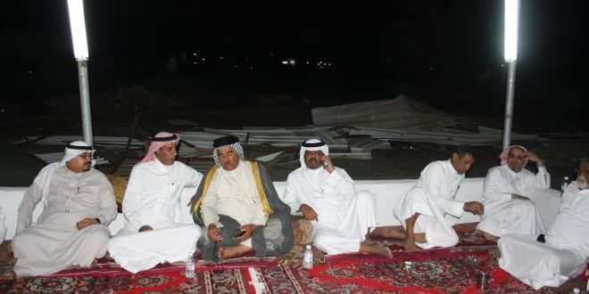 """لقاءات تواصلية """" الانصار بدولة العراق والمملكة العربية السعودية """""""