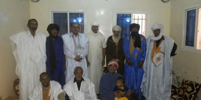 لقاءات تواصلية لمدير بوابة الانصار العالمية بموريتانيا (1)