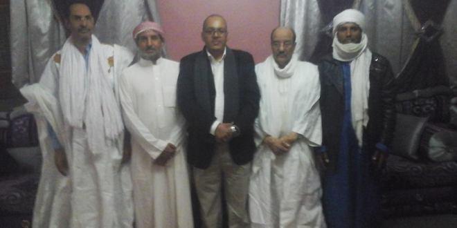 لقاءات تواصلية لمدير بوابة الانصار العالمية بموريتانيا (3)