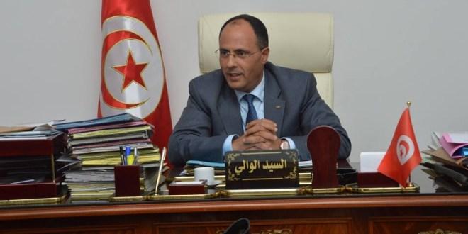 الاستاذ محمد الامين الانصاري والي ولاية قابس الجمهورية التونسية