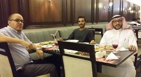 لقاءات تواصلية لمدير بوابة الانصار العالمية بالمدينة المنورة (1)