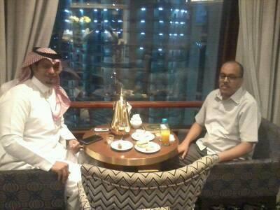 لقاءات تواصلية لمدير بوابة الانصار العالمية بمكة المكرمة (5)