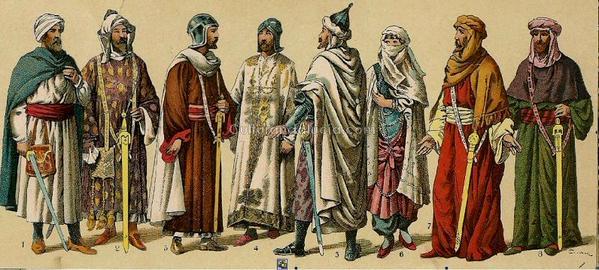 اللباس والحلي والعطور في الاندلس ( مملكة غرناطة)
