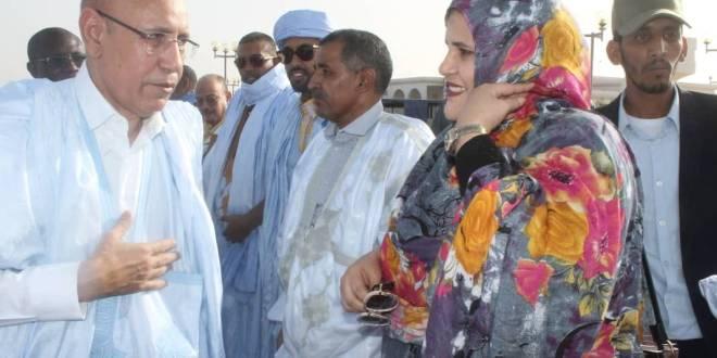 تعيين خديجتو منت هنون مديرة عامة لشركة تمور موريتانيا