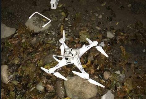 پاکستان نے بھارتی فوج کا ایک اور ڈرون مار گرایا