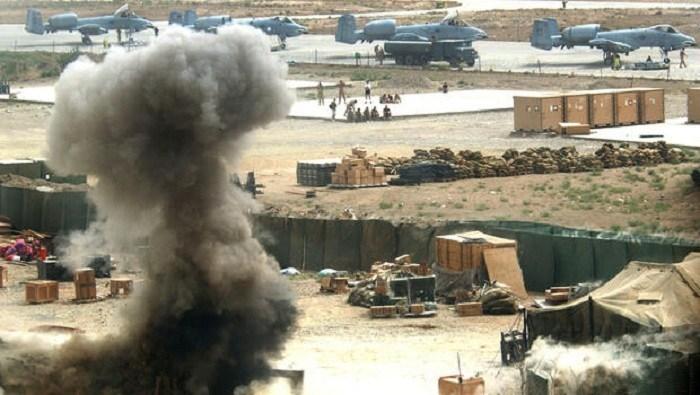افغانستان: فوجی اڈے پر فدائی حملہ، جھڑپیں، 48 فوجیوں سمیت 57 ہلاک