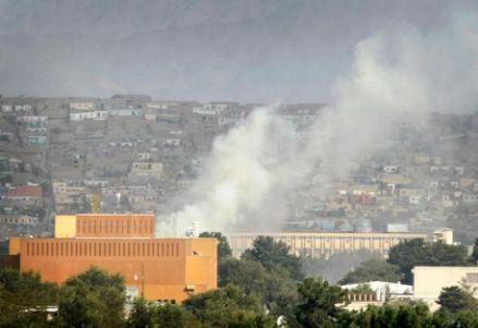 کابل ، سی آئی اے اعلی حکام پر فدائی حملہ