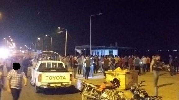 اسرائیلی کی وحشیانہ بمباری سے غزہ میں پولیس چوکیاں تباہ تین فلسطینی شہید