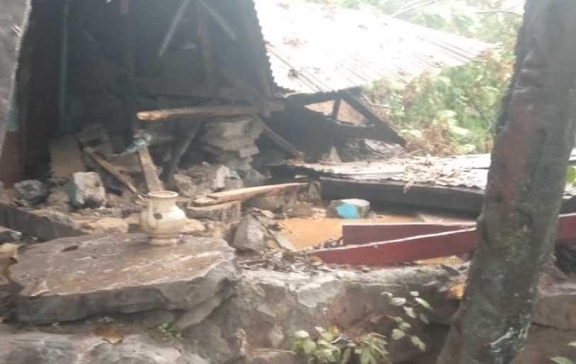 آزاد کشمیر ہجیرہ میں لینڈسلائیڈنگ، ملبے تلے دب کر 2 افراد جاں بحق