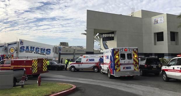 امریکا کے ہائی اسکول میں فائرنگ، دو افراد ہلاک چار زخمی