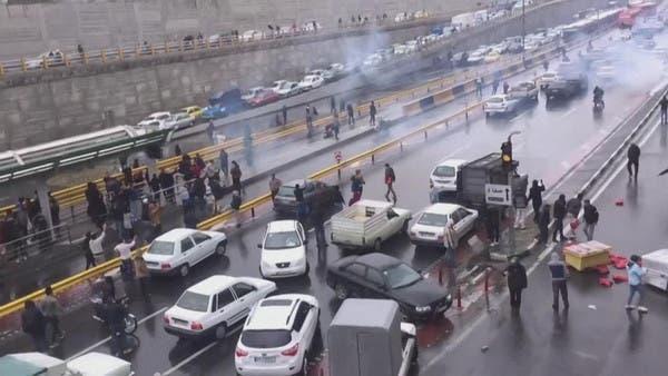 ایران میں احتجاج کے دوران ہلاکتوں کی تعداد 400 تک پہنچ گئی