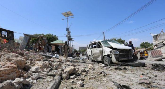 صومالیہ کے دارالحکومت موغادیشو میں کار بم دھماکا، طلبا سمیت 50 افراد ہلاک