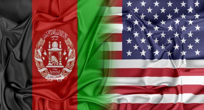 افغان صدر کی امریکی وزیر خارجہ سے بات چیت