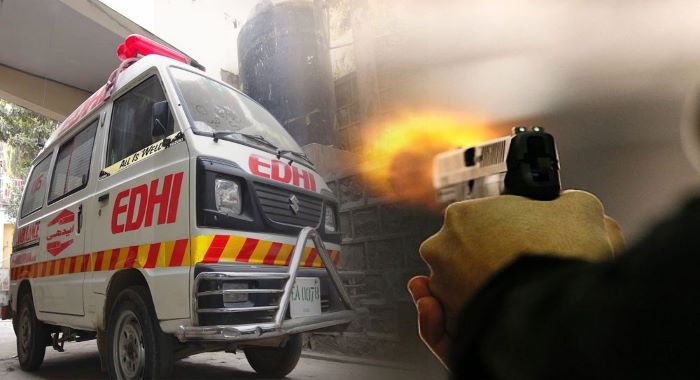 سالِ نو کے موقع پر کراچی میں ہوائی فائرنگ، 3 خواتین سمیت 13 افراد زخمی