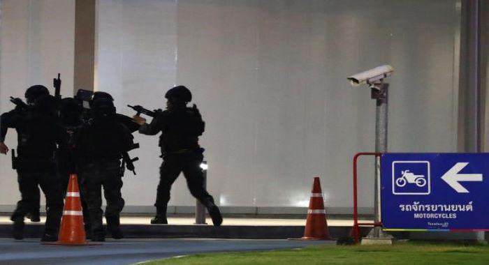 تھائی لینڈمیں مسلح حملے سے 26 افراد ہلاک 57 زخمی