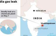 بھارت: کیمیکل پلانٹ سے گیس لیکج، 8 سالہ بچی سمیت 10 افراد ہلاک