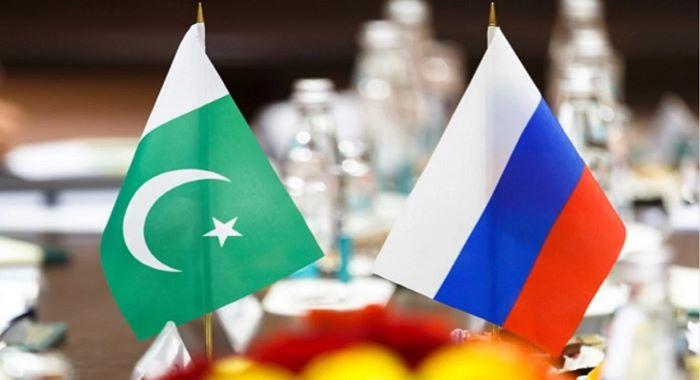 پاکستان اور روس نے علاقائی تناظر میں اہم دو طرفہ ایجنڈے اور قریبی تعاون کو فروغ دینے پر اتفاق
