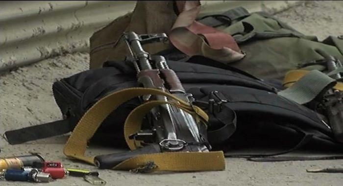 پاکستان سٹاک مارکیٹ پر دہشت گردوں کا حملہ ناکام چاروں دہشتگرد ہلاک 3 افراد جان بحق 7 زخمی