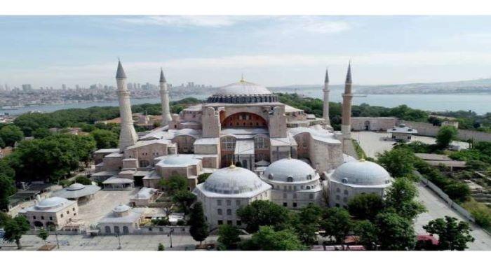 ترکی : تاریخی آیا صوفیہ میوزیم سے دوبارہ مسجد بن گئی