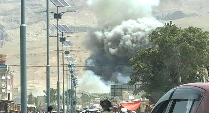 سمنگان فدائی  حملے،119 اہلکار ہلاک و زخمی/ تصاویر