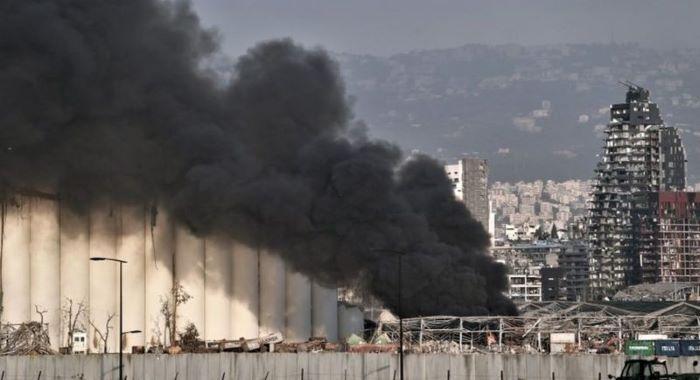 چار روز میں دنیا کے 7 ممالک میں آتشزدگی کے واقعات